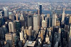 New York (heptasarim) Tags: usa ny newyork skyscraper helicopter amerika abd helikopter gkdelen