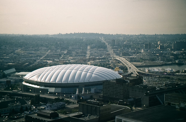 BC Place- 1988