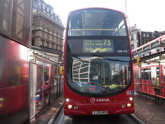 Arriva London VLW175 LJ03 MPU (Mr Metroline) Tags: london victoria route 73 abn arriva mpu b7tl lj11 lj03 db300 vlw175 dw435