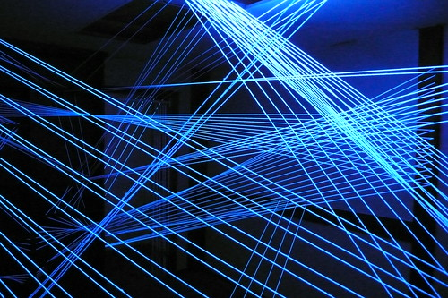 laser strings