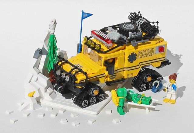 PFD Search and Rescue H2