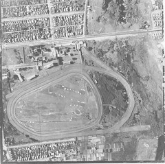 Moorefield Race Course 1954