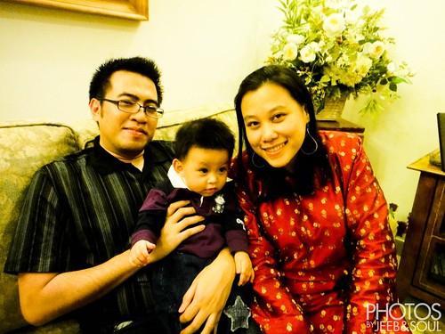 Raya 2011 @ Bukit Jelutong