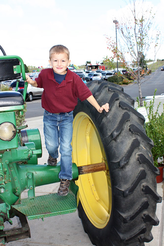 Nathan-on-tractor