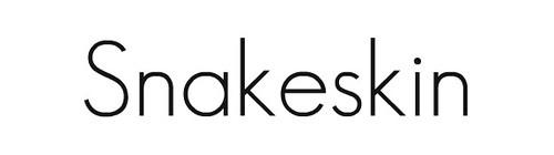 snakeskin title