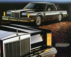 1982 Lincoln Mark VI Givenchy Designer Series Coupe (coconv) Tags: pictures auto door old 2 two classic cars hardtop car sedan vintage magazine advertising cards photo 1982 flyer automobile post image photos designer antique mark album postcard ad picture images advertisement vehicles photographs card photograph postcards lincoln vehicle series autos collectible collectors brochure coupe automobiles 82 vi dealer givenchy prestige
