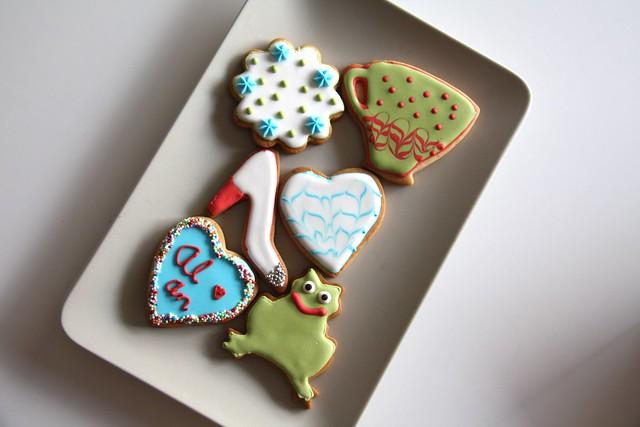 curso galletas