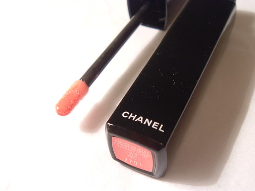 "$20 - Chanel Rouge Allure Extrait le Gloss ""Genie"""