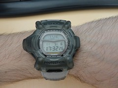 Casio G-Shock DW-9100MS Riseman Twin sensor Men in Smoke (sgi83) Tags: men g smoke twin casio master sensor gshock riseman dw9100ms