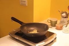 香蘭葉炒雞塊