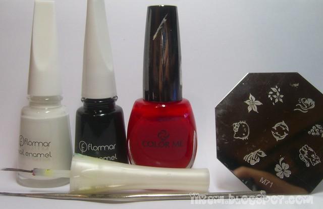 Flormar 310 - 313 , Color Me  , Fauxnad M71