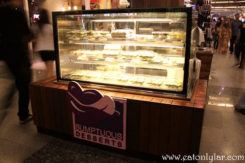 Sumptuous Desserts @ The Gardens Mall