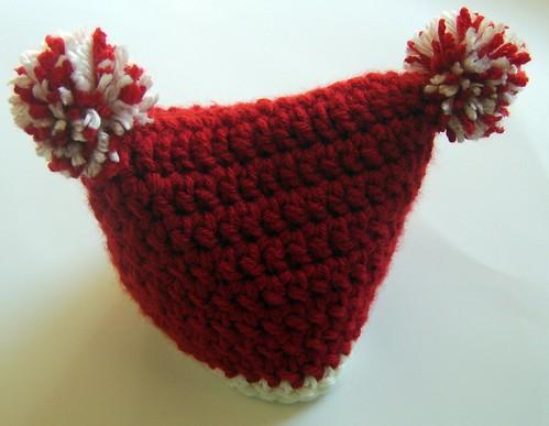 flat pom hat by s_gilly_5
