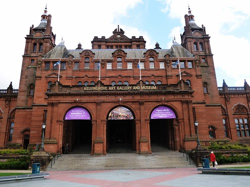 Kelvingrove Museuam and Art Gallery, Glasgow