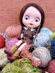 Parkin fails at crochet...