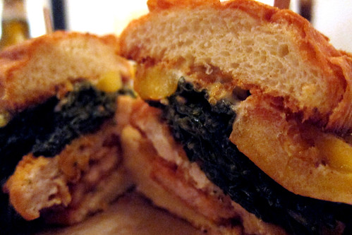 Fundamental LA: Sweetbread Sandwich