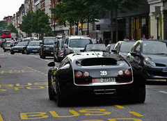 SS. (DL Images) Tags: london lawrence bugatti damon supercars veyron supersports 2011 sloanestreet dl599