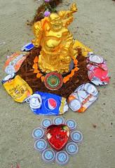 Happy Buddha - San Fransisco Green Festival (San Fransisco, CA)