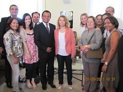 """Jonas Alvarenga, sua esposa Walmiria Albuquerque e amigos!!! • <a style=""""font-size:0.8em;"""" href=""""http://www.flickr.com/photos/63091430@N08/6130630260/"""" target=""""_blank"""">View on Flickr</a>"""