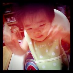 パンを振り回す(2011/9/10)