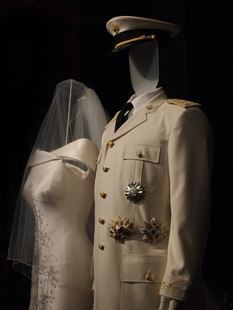 Monaco wedding dress front 1