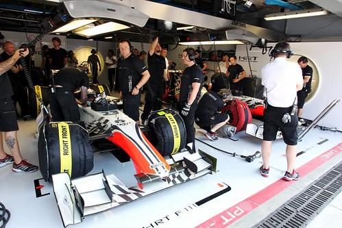 Box Hispania Racing