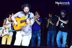 Los Delinqüentes # Getafe En Vivo Festival 2011