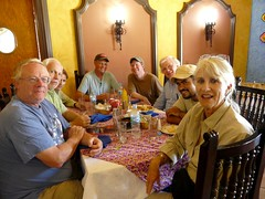 Last lunch group (Daveed7) Tags: chihuahua bird mexico madera watching birding parrots eared thickbilled quetzals solipaso