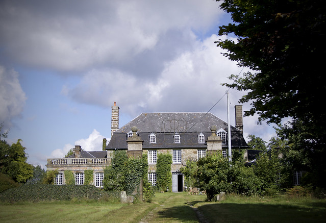 Le Château, Peter Gabriëlse's home - 217