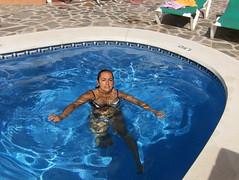 Yo piscina