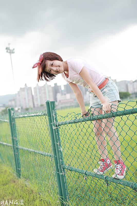 晴晴◆カチューシャ ガール
