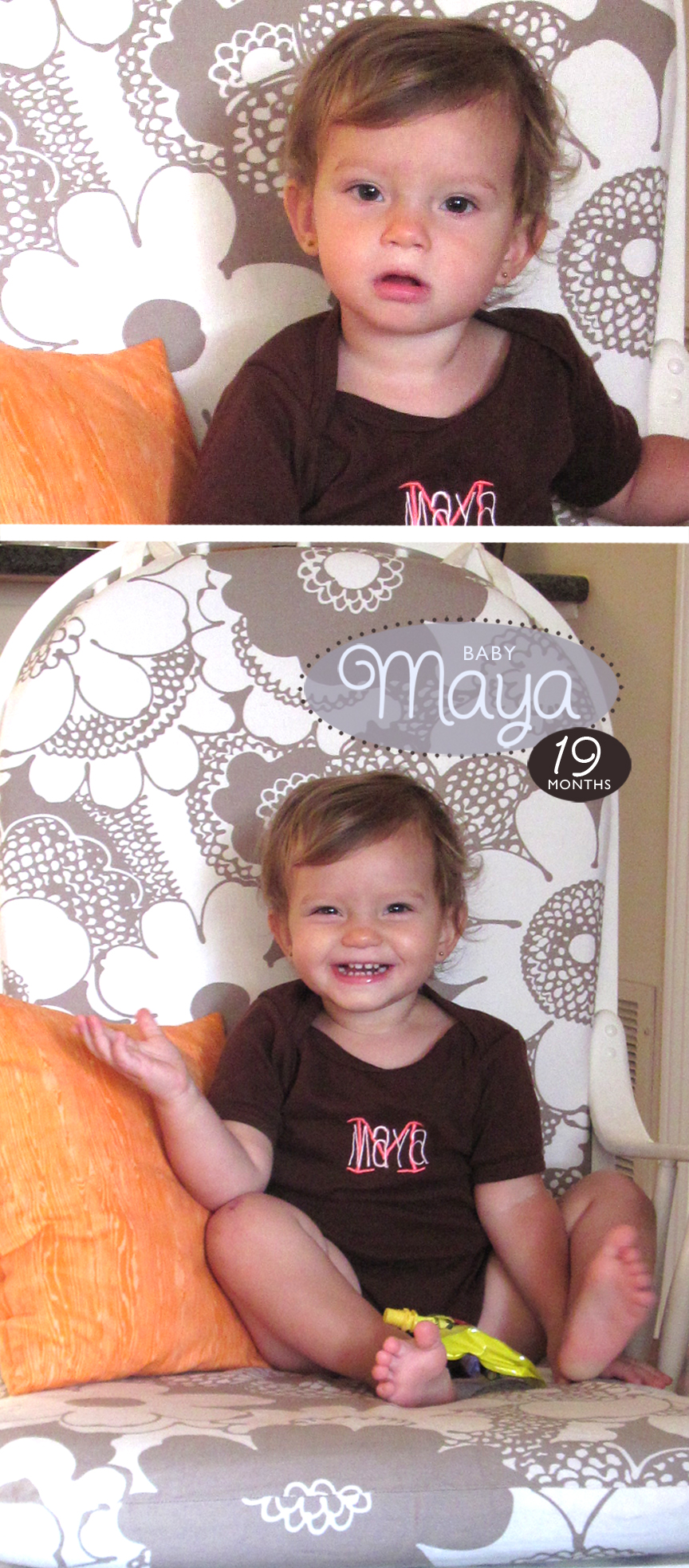 Maya19 Months