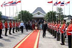 น.ส.ยิ่งลักษณ์ ชินวัตร นายกรัฐมนตรี เยือนประเทศอินโดนีเซียอย่างเป็นทางการเมื่่อวันที่ 12 กันยายน 2554 เพื่อสานสัมพันธ์ระหว่างประเทศทั้งทวิภาดีและพหุพาดี18991230202823