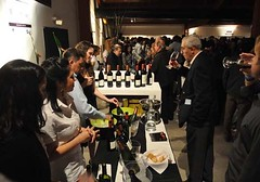Salón de vinos de la Patagonia