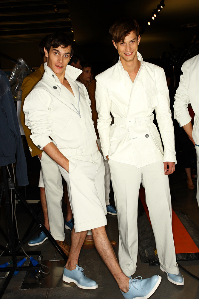 Vincent Lacrocq3079_SS12 Milan Z Zegna(Photo of the Moment)