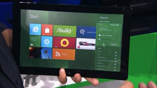Build - Windows 8 Preview [25]