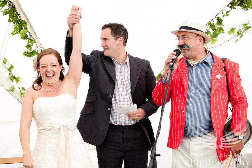 038 village fete wedding