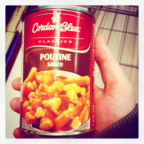 @Mr_KJS you need some of this Bru! #poutine