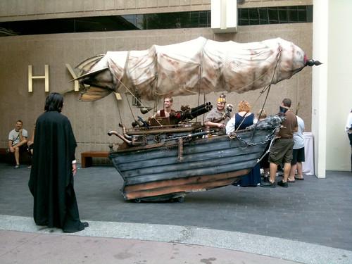 Snape + Airship