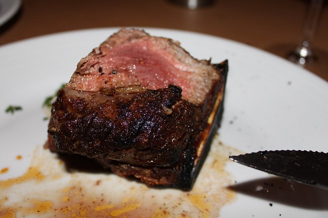 Bone in Filet at Primehouse