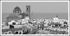 Costa Blanca (Frrrrank) Tags: blackandwhite bw blanco church nikon iglesia alicante altea valenciana costablanca alacant mediterranian d5000