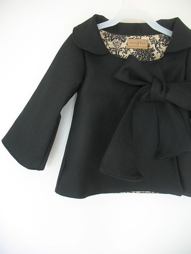 Chic Swing Jacket