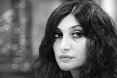 Visioni (Ivan del Bene) Tags: portrait italy woman roma art canon ritrattidiof elisabettaronchi modelantonella