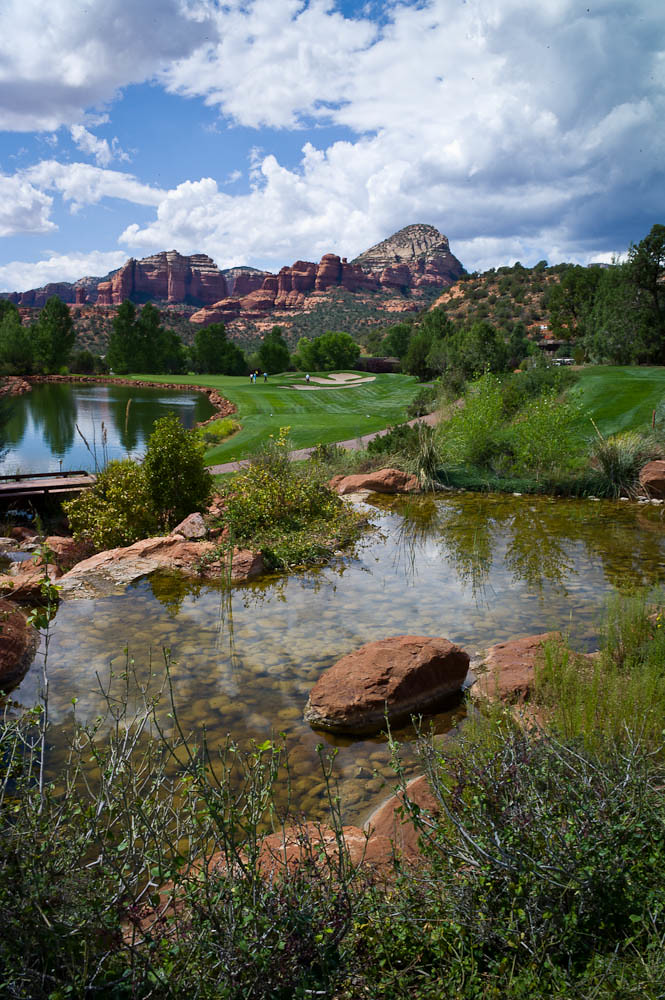 Seven Canyons Golf Course