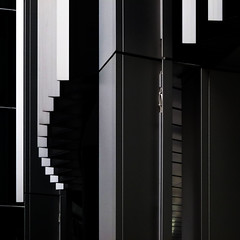 sta(i)rs and stripes (DanielaNobili) Tags: bw abstract building london stairs geometry stripes shapes winner500 danielanob bestcapturesaoi artistoftheyearlevel3 artistoftheyearlevel4