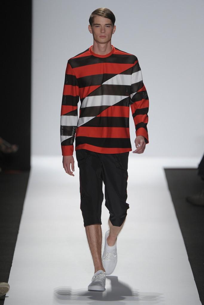 SS12 New York Academy of Art University022_Frederik Tolke(Homme Model)