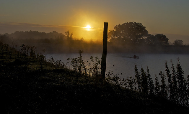 Misty Sunrise 18/09/11