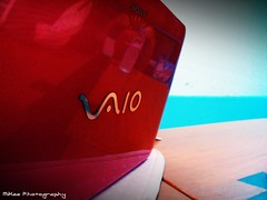 Mikee P.hotography (56) (Mikee Leah Pablo) Tags: pink laptop sony vaio