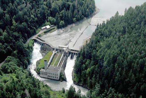 Elwha Dam Removal