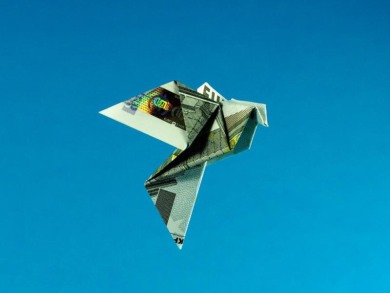 the worlds best photos of geldschein and origami flickr